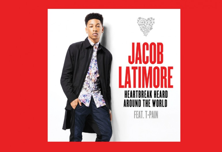 "Jacob Latimore Featuring T-Pain ""Heartbreak Heard Around The World"" RCA Records"