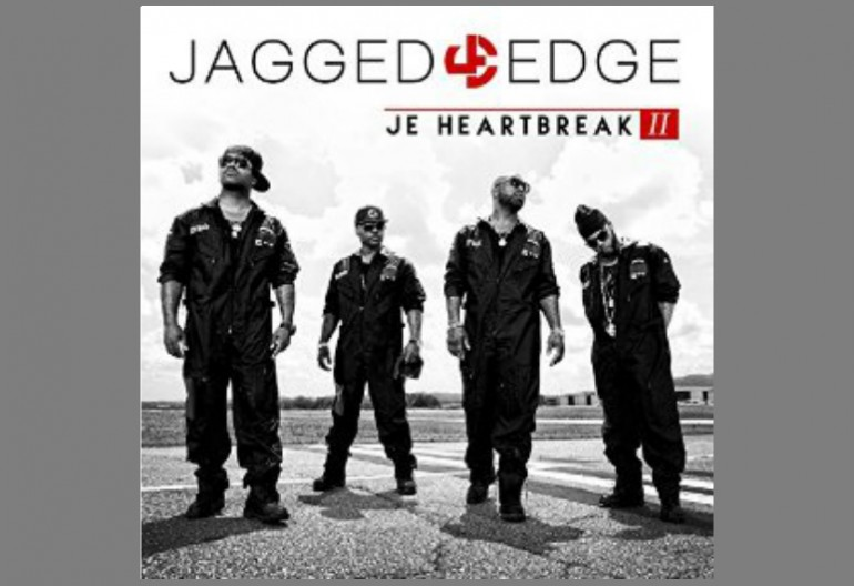 "Jagged Edge ""J.E. Heartbreak II"" So So Def/Hard Case/Primary Wave/BMG"