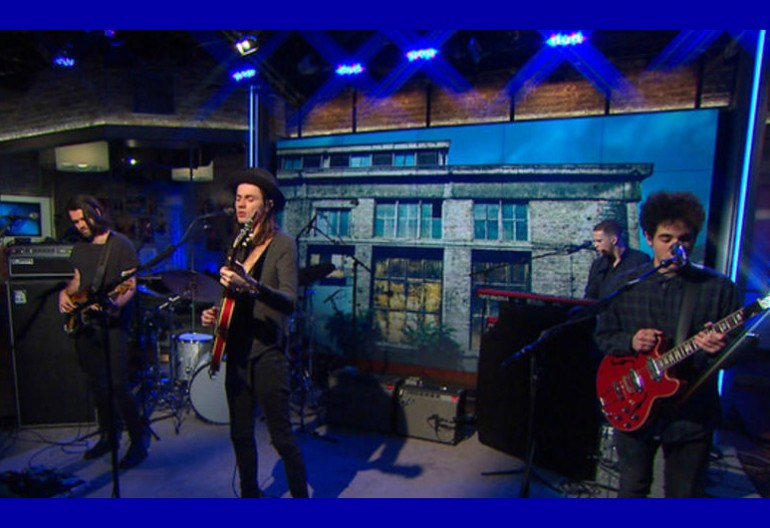 James Bay On CBS This Morning
