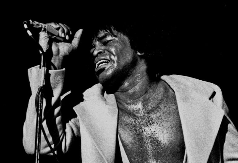 The James Brown biopic Get On Up opens in theaters nationwide tomorrow.