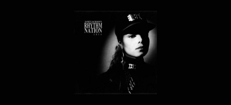 """Rhythm Nation"" was the second single released from the 1989 Janet Jackson album Rhythm Nation 1814."