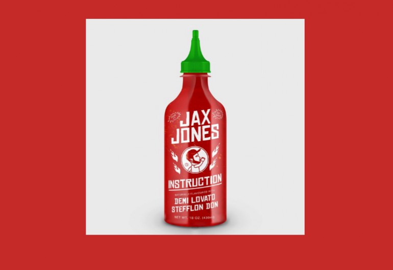 "Jax Jones ""Instruction"" via Interscope Records"