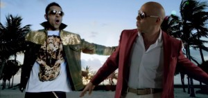 "Video Still From Jay Sean's ""All Yours"" Featuring Pitbull"