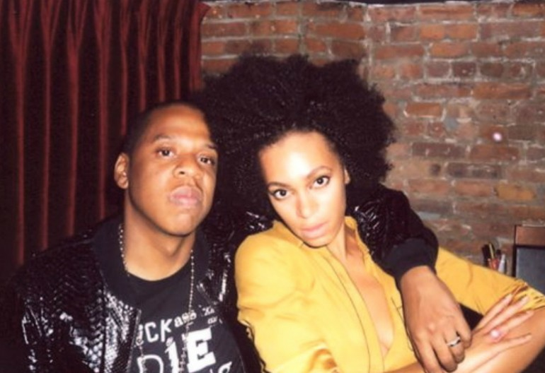 Jay-Z And Solange