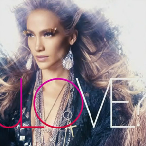 "Jennifer Lopez ""Love?"" Island Records/IDJMG"