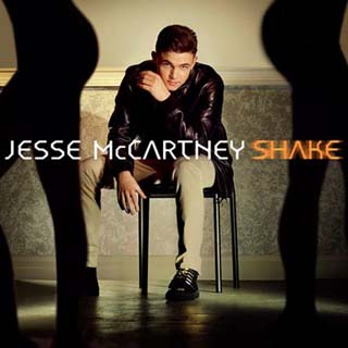 "Jesse McCartney ""Shake"" Hollywood Records"