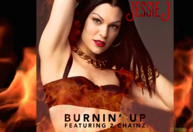 "Jessie J Featuring 2 Chainz  ""Burnin' Up"" from Sweet Talker Lava/Republic Records"