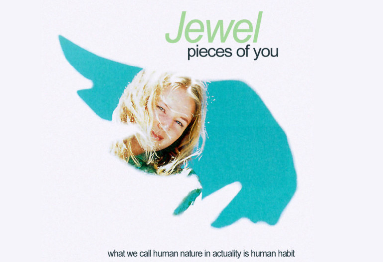 Jewel - Pieces of You Album Cover