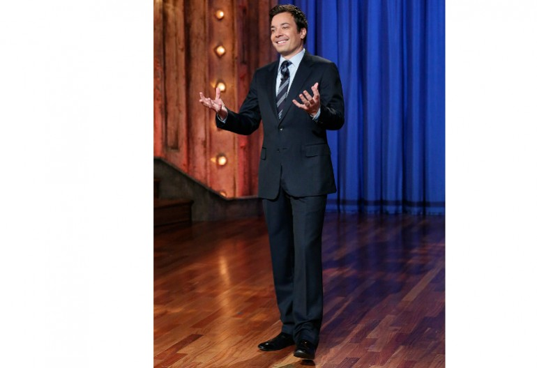 "Image from ""Late Night With Jimmy Fallon"
