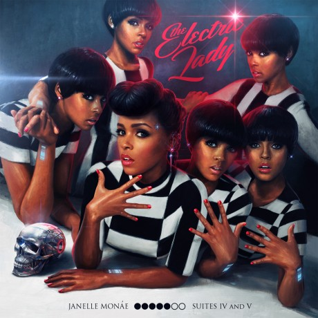 "Janelle Monae ""The Electric Lady"" Wondaland Arts Society/Bad Boy/Atlantic Records"