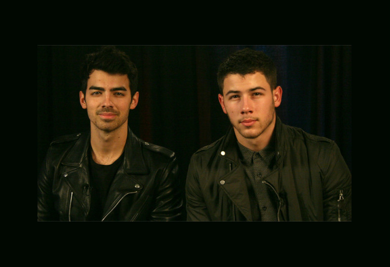 Joe Jonas and Nick Jonas: Radio.com