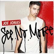 """Joe Jonas """"See No More"""" Hollywood Records"""