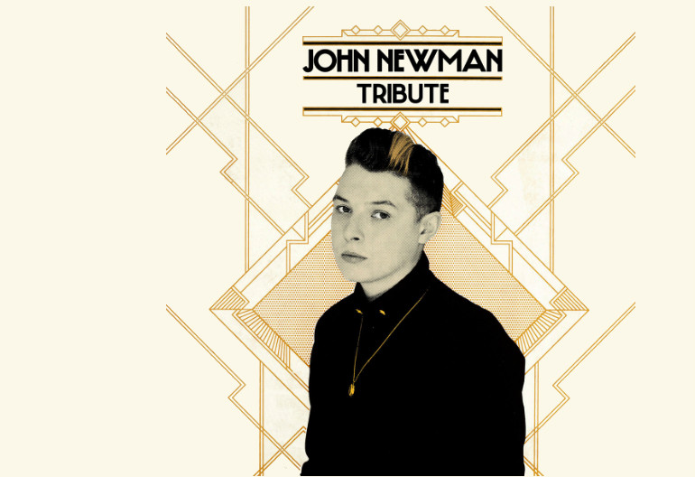 "John Newman ""Tribute"" Republic Records"