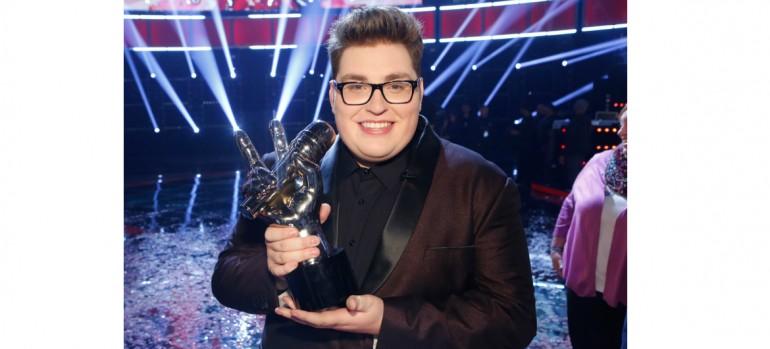 Jordan Smith: Winner Of The Voice Season 9