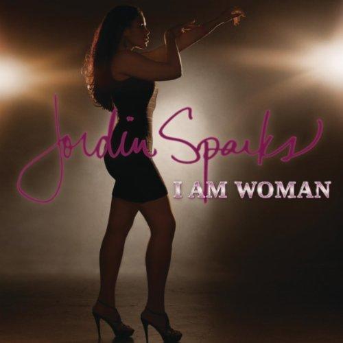"Jordin Sparks ""I Am Woman"" 19/Jive Records/JLG"