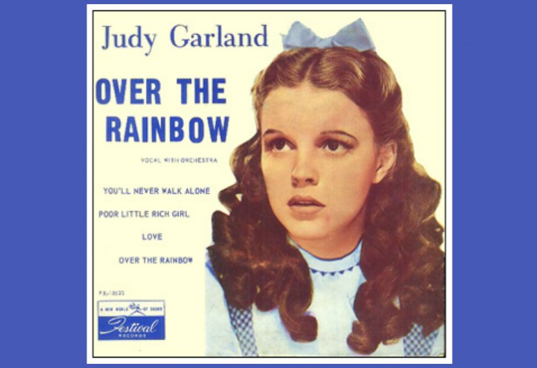 "Judy Garland ""Over The Rainbow"" Turner Entertainment And MGM Studios"