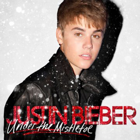 "Justin Bieber ""UNDER THE MISTLETOE"" RBMG/Island Def Jam Music Group"