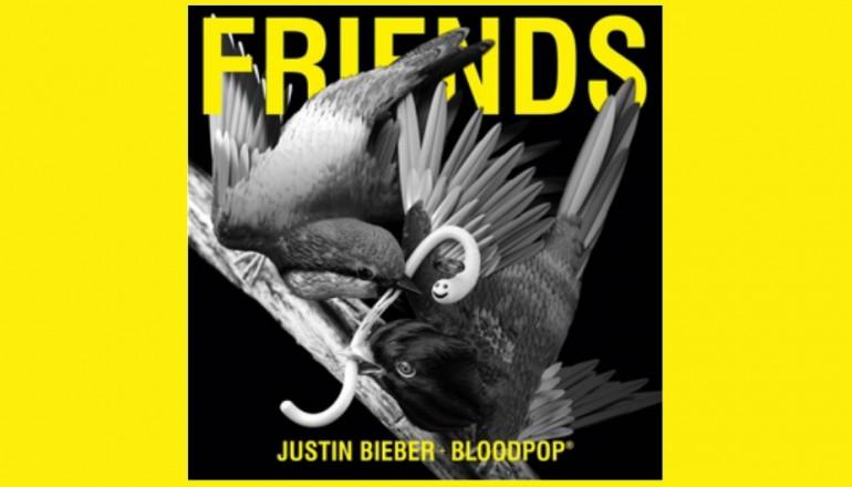 "Justin Bieber And Bloodpop ""Friends"" RBMG/Schoolboy/Def Jam/Republic Records"