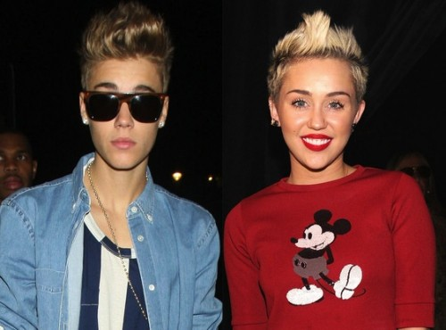 Pity, Justin bieber and miley cyrus commit