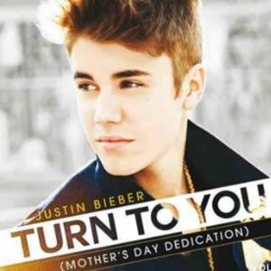 "Justin Bieber ""Turn To You"" RBMG/Island Records/IDJMG"
