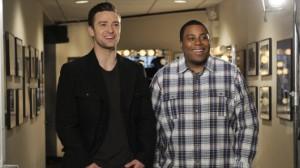 Justin Timberlake And Kenan Thompson