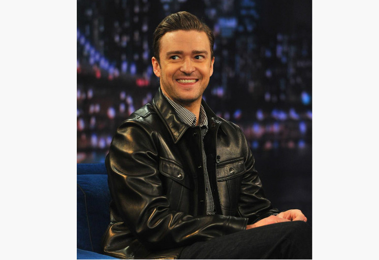 Justub Timberlake On NBC's Late Night With Jimmy Fallon