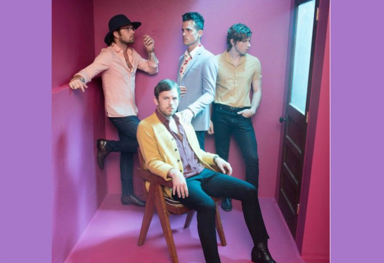 Kings Of Leon- Image Via RCA Records