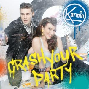 "Karmin ""Crash Your Party"" Epic Records"