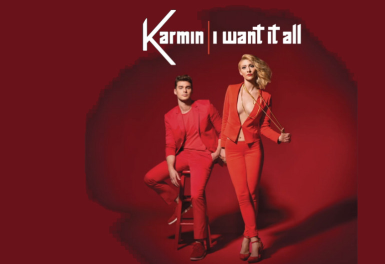 "Karmin ""I Want It All"" Epic Records"