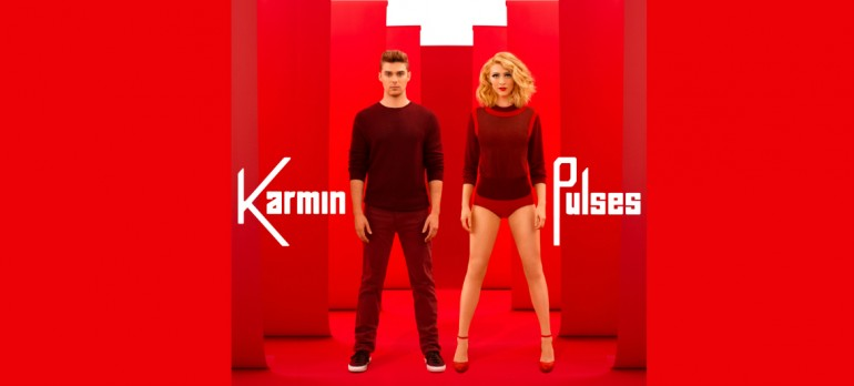 "Karmin ""Pulses"" Epic Records"