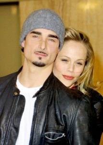 Kevin Richardson With Wife Kristin