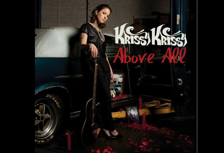 """Krissy Krissy """"Above All EP"""" Bigger Than Buildings"""