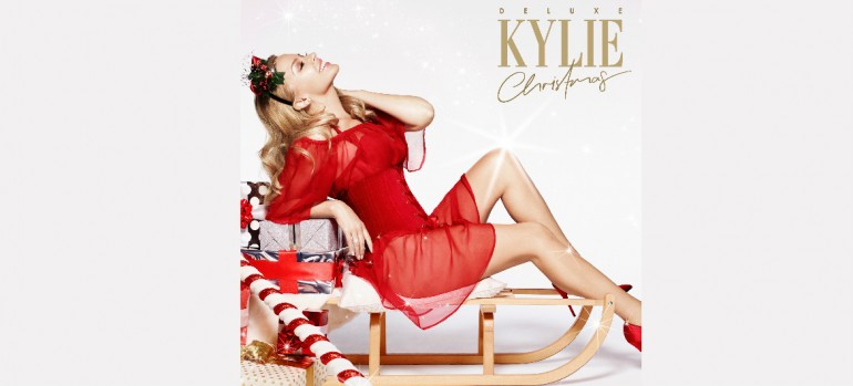 "Kylie Minogue ""Kylie Christmas"" Parlophone/Warner Music Group"