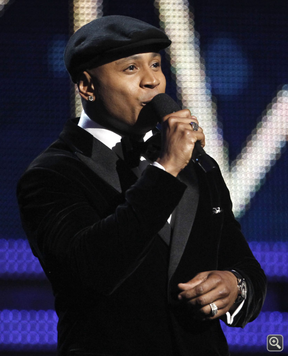 LL Cool J Hosting The 2012 Grammys