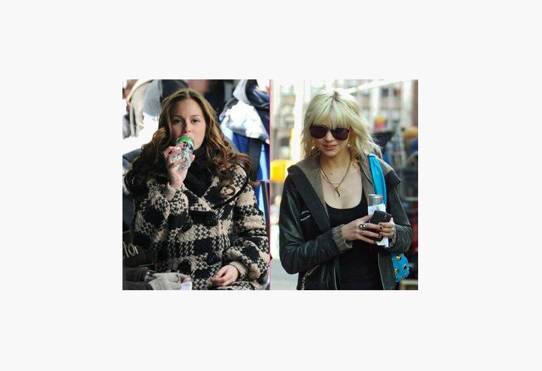 Leighton Meester/Taylor Momsen