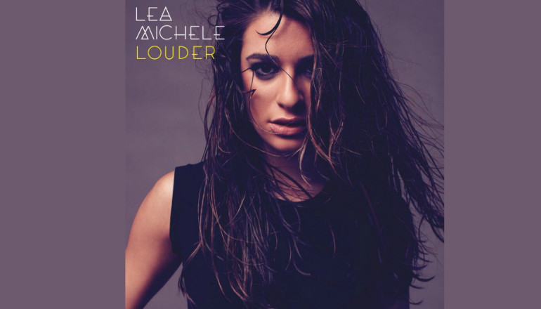 "Lea Michele ""Louder"" Columbia Records"