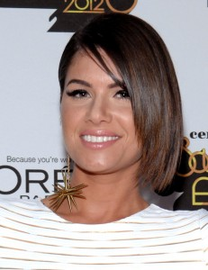 Leah Labelle At The 2012 sOUL tRAIN aWARDS