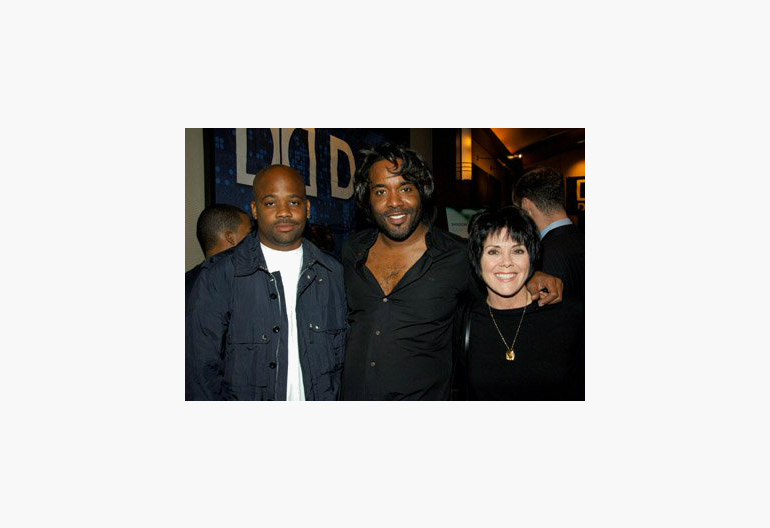 Lee Daniels, Damon Dash and Joyce DeWitt VIA IMDB