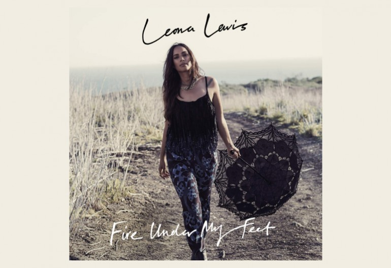 "Leona Lewis ""Fire Under My Feet"" Def Jam Recording"