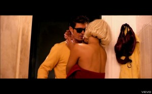 """Video Still From """"Love After War"""" By Robin Thicke"""