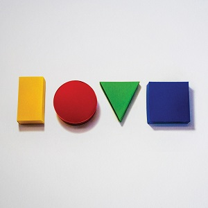 "Jason Mraz ""Love Is A Four Letter Word"" Atlantic Records"