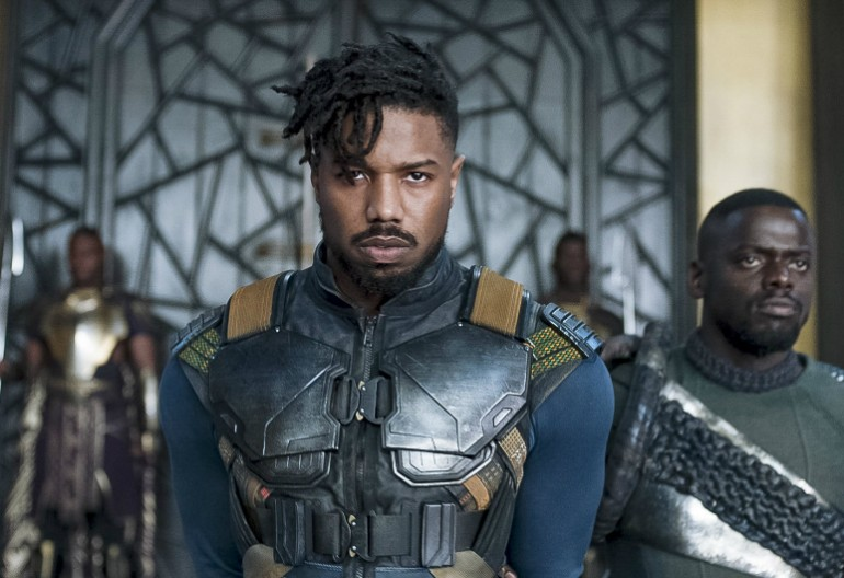 "Michael B. Jordan, Marvel Studios' ""Black Panther"""