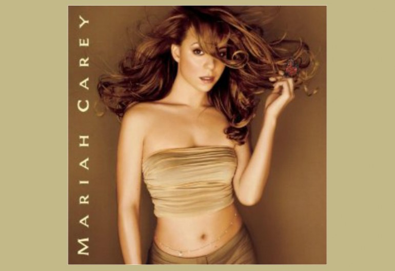"Mariah Carey ""Butterfly"" Columbia Records"