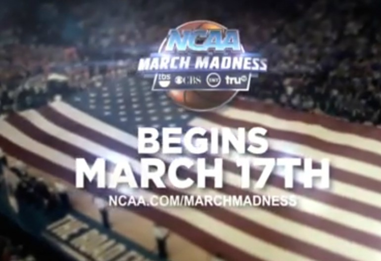 Video Still From March Madness Promo