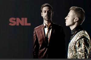 Macklemore And Ryan Lewis on SNL