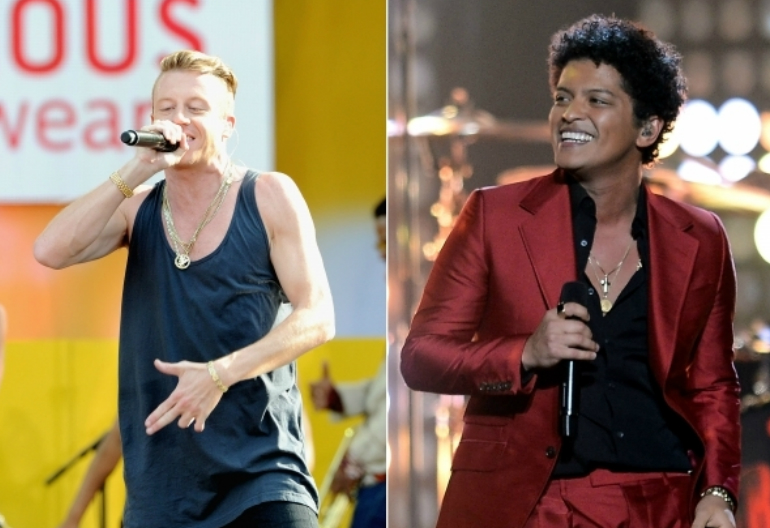 Macklemore And Bruno Mars
