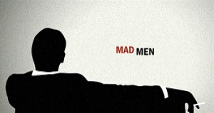 AMC's Mad Men  Logo