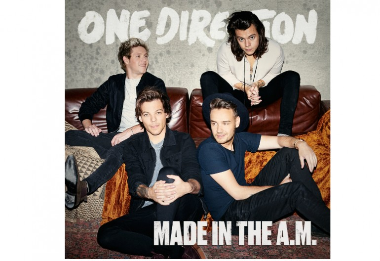 "One Direction ""Made In The AM Syco/Columbia Records"