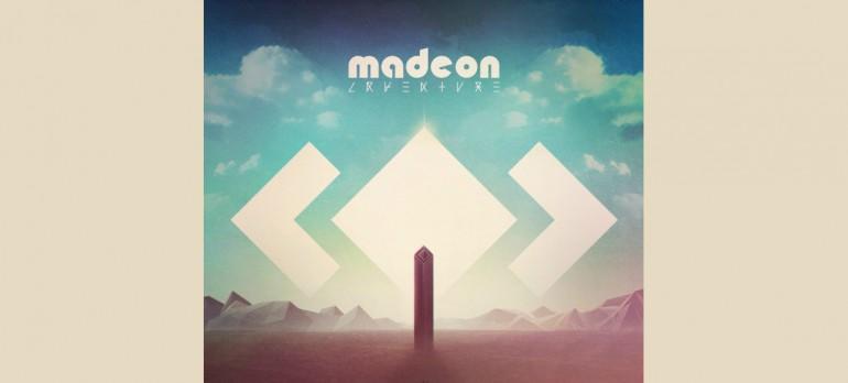 """Madeon """"Adventure"""" Columbia Records"""
