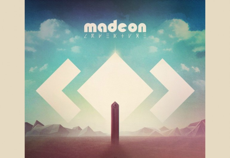 "Madeon ""Adventure"" Columbia Records"